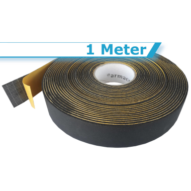 """Montage Set für Klimaanlage Kältemittelleitung 1/4""""+ 3/8"""", 1 - 25 Meter 11 m"""