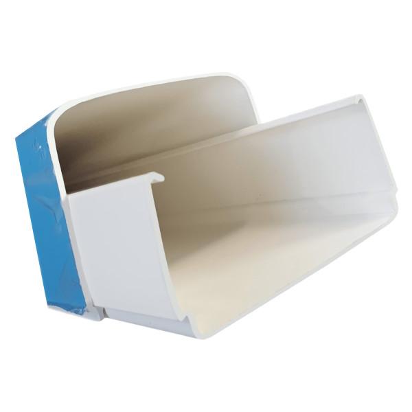 Rodigas Klimaanlagenkanal mit Deckel 80x60x2000mm (CA 80 BM)