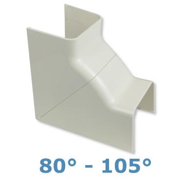 Rodigas Einstellbarer Innenwinkel 80-105 Grad 80mm...