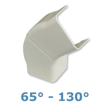Rodigas Einstellbarer Flacher 65-130 Grad 80mm  für...