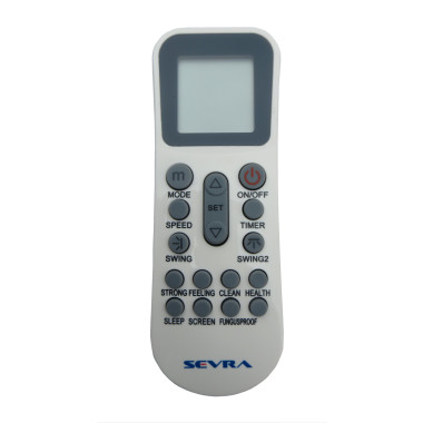 Deckenkassetten Multisplit Sevra SEV-4M36 10,5 kW + 4x SEV-09MC 2,8 kW