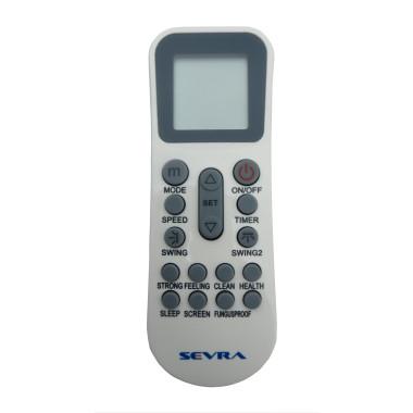 Deckenkassetten Multisplit Sevra SEV-5M42 12,0 kW + 5x SEV-09MC 2,8 kW
