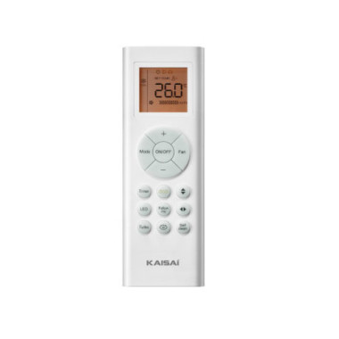 Kaisai FLY KWX-12HRDI/O 3,5 kW WiFi + Quick Connect (Optional) 4 Meter