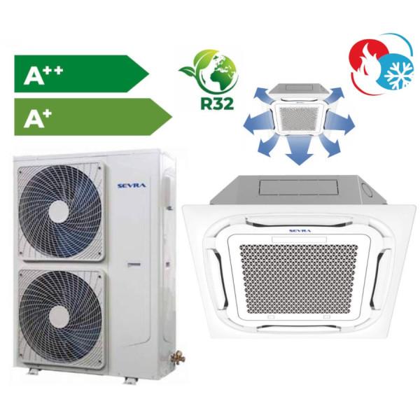 Sevra SEV-CAC 3,6 kW bis 16,0 kW (zur Auswahl) SEV-48CAC 14,0 kW