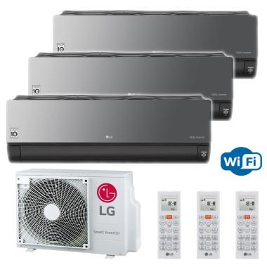LG MU3R21 + 3x ARTCOOL ENERGY bis 3,5 kW mit WLAN (zur...