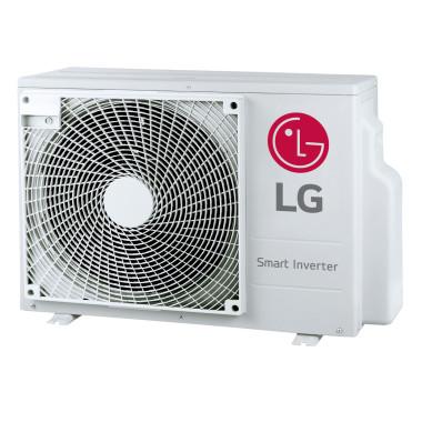 LG MU3R21 + 3x DELUXE bis 3,5 kW mit WLAN (zur Auswahl)