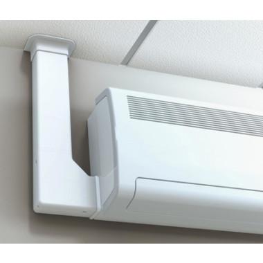 Sauermann DELTA PACK Weiß RAL 9003 Kondensatpumpe für Klimaanlage 80x60mm