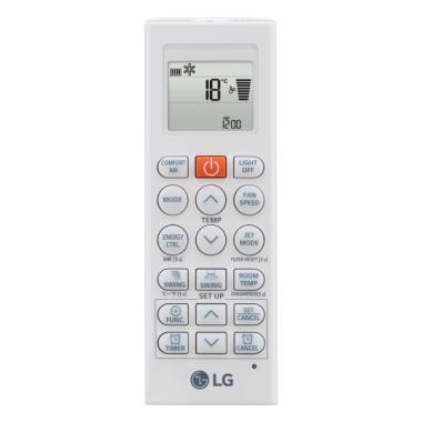 LG Multisplit Duo Klimaanlage mit WiFi 2x S09ET 2,5 kW + MU2R15