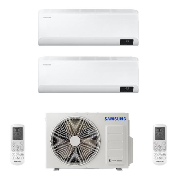 Samsung Cebu 2x AR09TXFYAWKNEU 2,5kW + AJ040TXJ2KG/EU