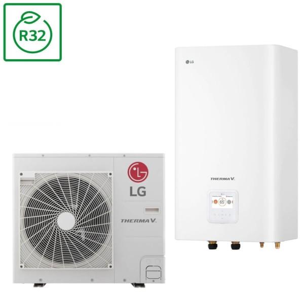 LG THERMA V R32 Split 7,0 kW HU071MR / HN091MR HYDRO-BOX