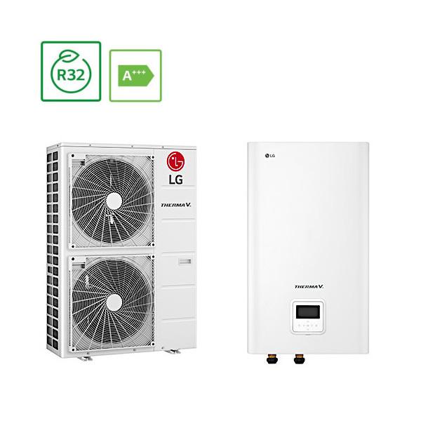LG THERMA V R32 Hydrosplit 12,0 kW HU123MRB / HN1600MC.NK1